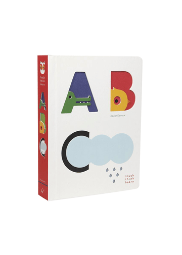 TouchThinkLearn: ABC Book Chronicle Books