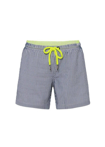 Seersucker Swim Short Swim Sunuva