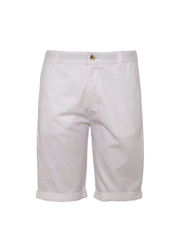 White Cotton Short Bottom Sunuva