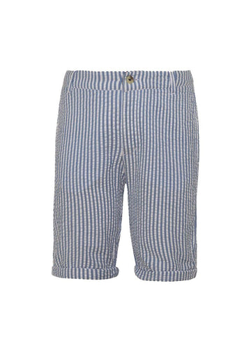 Seersucker Cotton Short Bottom Sunuva