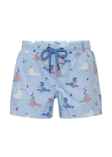 Sailor Seal Swim Short Swim Sunuva