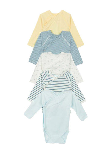 long sleeve bodysuit pack Set Petit Bateau