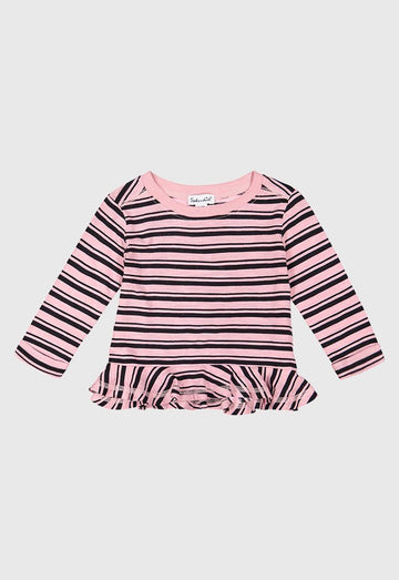 baby stripe tee Top Splendid