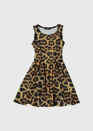 leopard goals dress Dress Terez