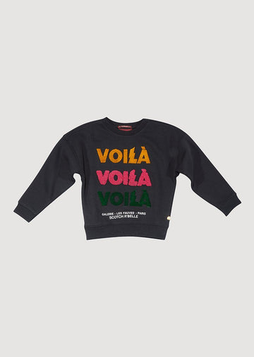 voila sweatshirt Sweater Scotch Shrunk