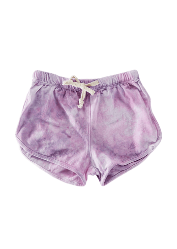 Angeles Sparkling Pink Shorts Bottom Little Moon Society