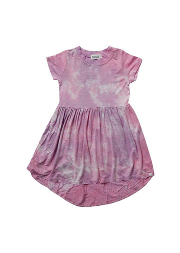 Magic Sparkling Pink Dress Dress Little Moon Society