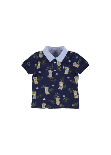 leopard cub polo Top mayoral