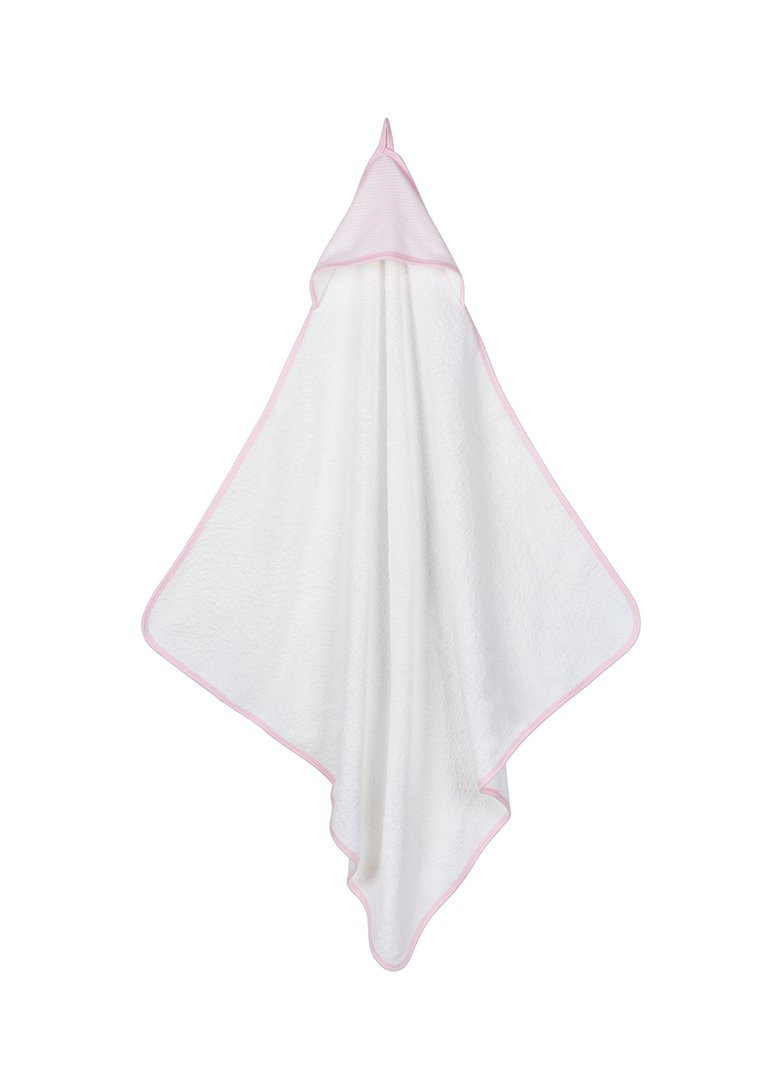 pink hooded towel Towel Under the Nile