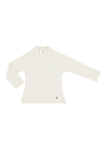 basic ribbed mockneck sweater Sweater Mayoral