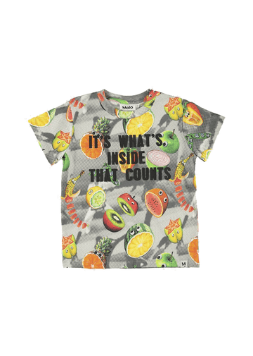 Karate Fruit Tee Tee Molo