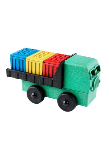 Cargo Truck Toy Luke's Toy Factory