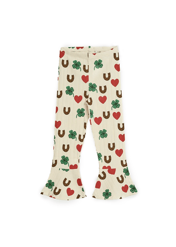 Clover Flared Pant Bottom Mini Rodini