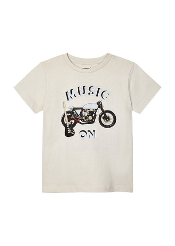 Motorcycle Reflective Short Sleeve T-Shirt Top Mayoral