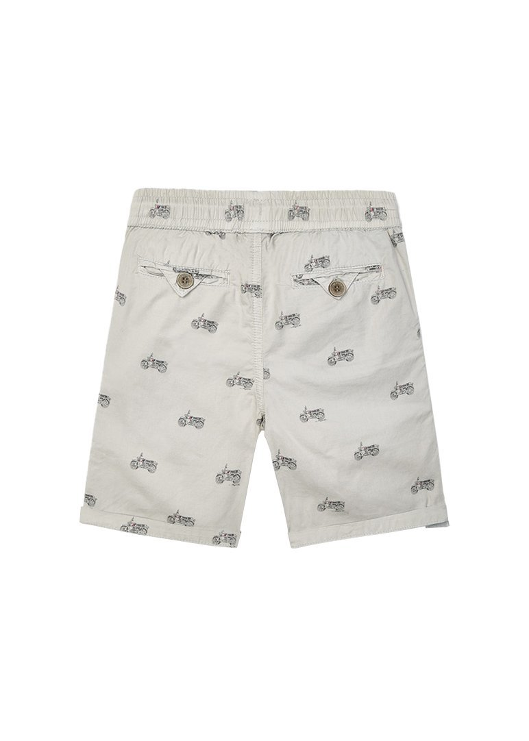 Motorcycle Stamped Pull On shorts Shorts Mayoral