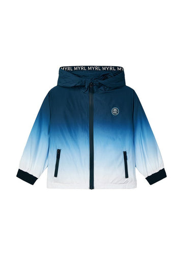 Ombre Windbreaker Outerwear Mayoral