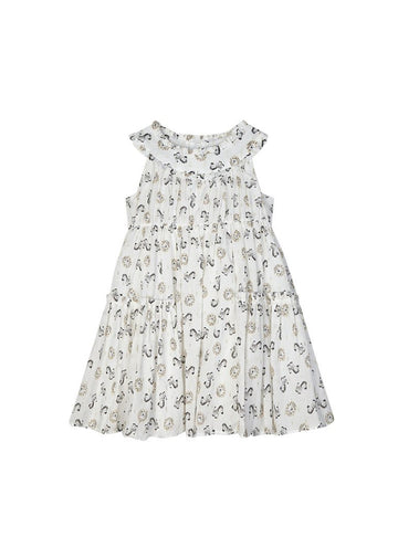 Voile Dress with Animals Dress Mayoral