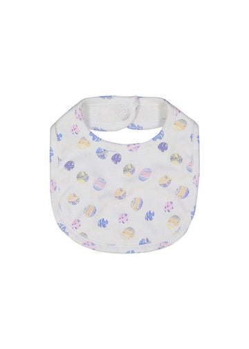 Yarn Ball Bib Layette Giggle