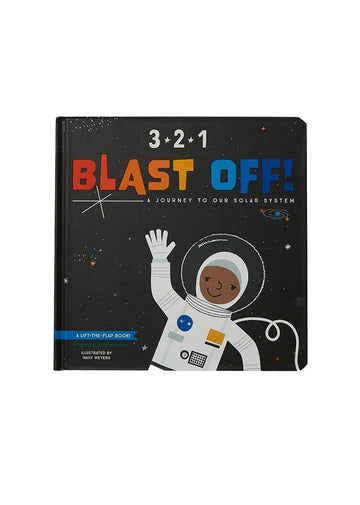 3-2-1 Blast Off Book Lucy Darling