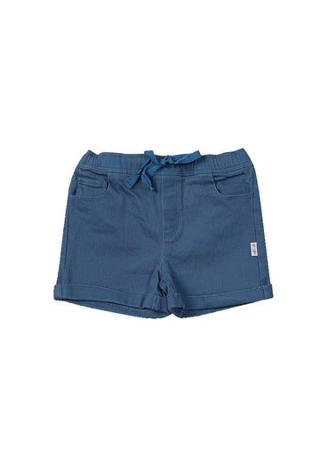 Sawyer Short - Blue Shorts Giggle