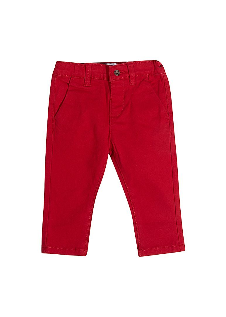 red basic trouser Bottom Mayoral