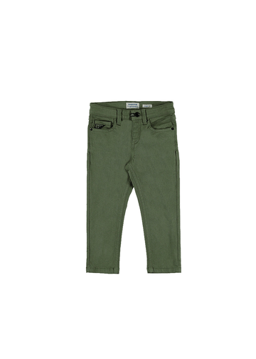 elastine twill trousers Bottom Mayoral
