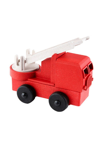 Fire Truck Toy Luke's Toy Factory