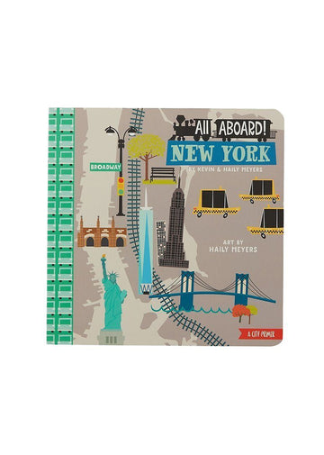 All Aboard New York City Book Lucy Darling