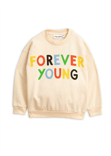 forever young sweatshirt Sweater Mini Rodini