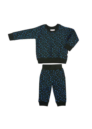Blue Star Sweatsuit Set Set Giggle