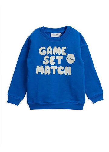 Game Set Match Sweatshirt Sweater Mini Rodini