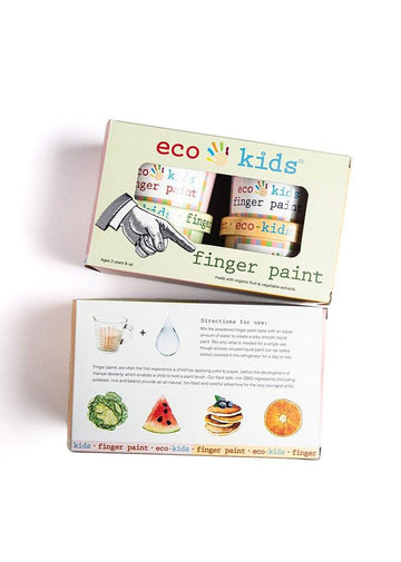 Eco-Friendly Finger Paint Toy eco-kids
