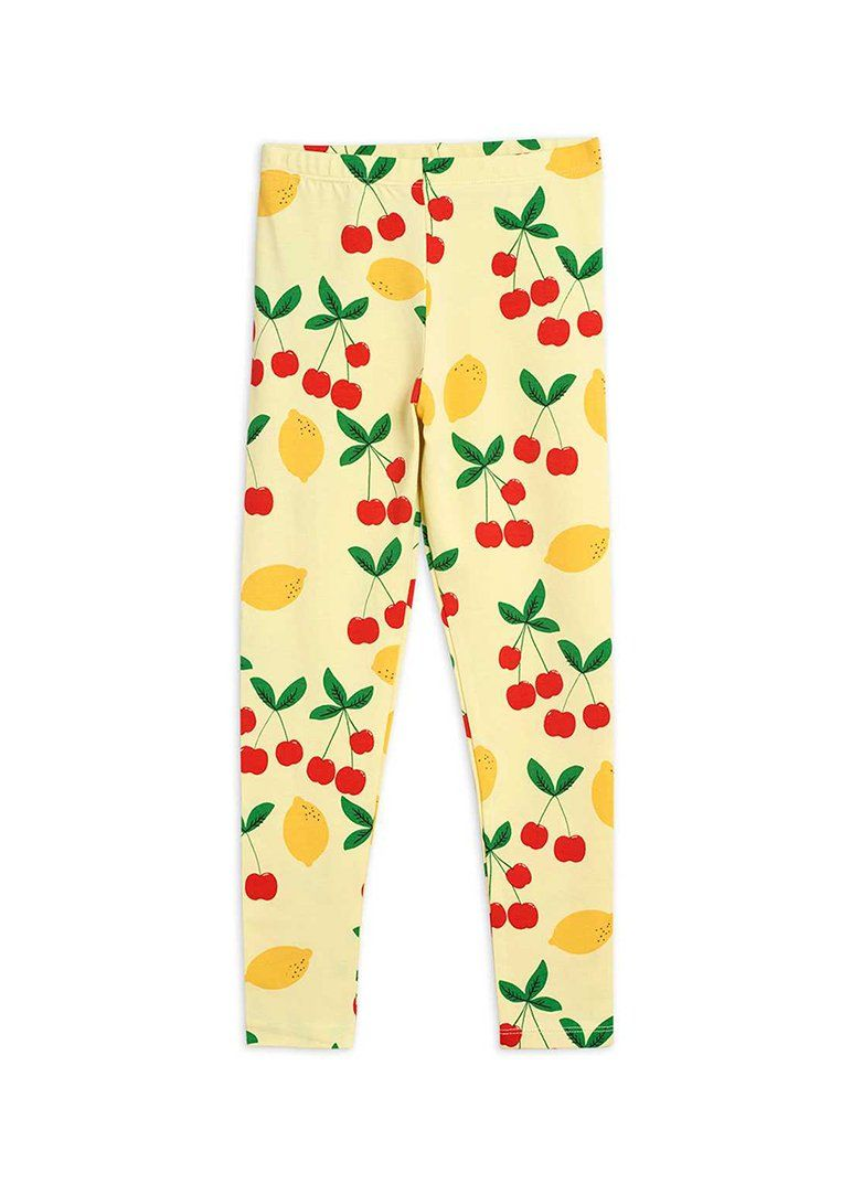 Cherry Lemonade Leggings Pants Mini Rodini