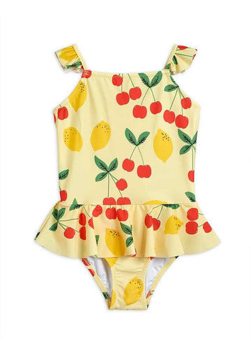 Cherry Lemonade Skirt Swimsuit Swim Mini Rodini