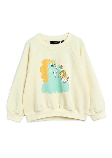 Unicorn Noodles Sweatshirt Sweater Mini Rodini