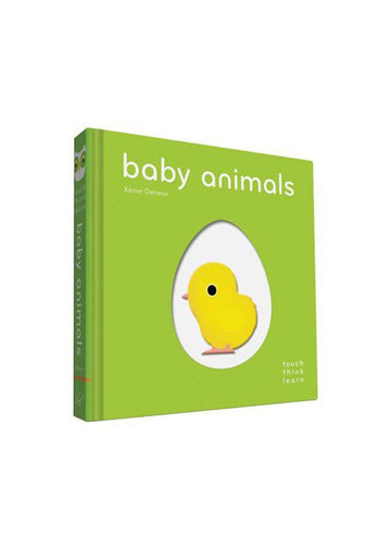 TouchThinkLearn: Baby Animals Books Chronicle Books