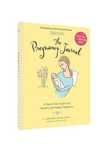 pregnancy journal Book Chronicle Books
