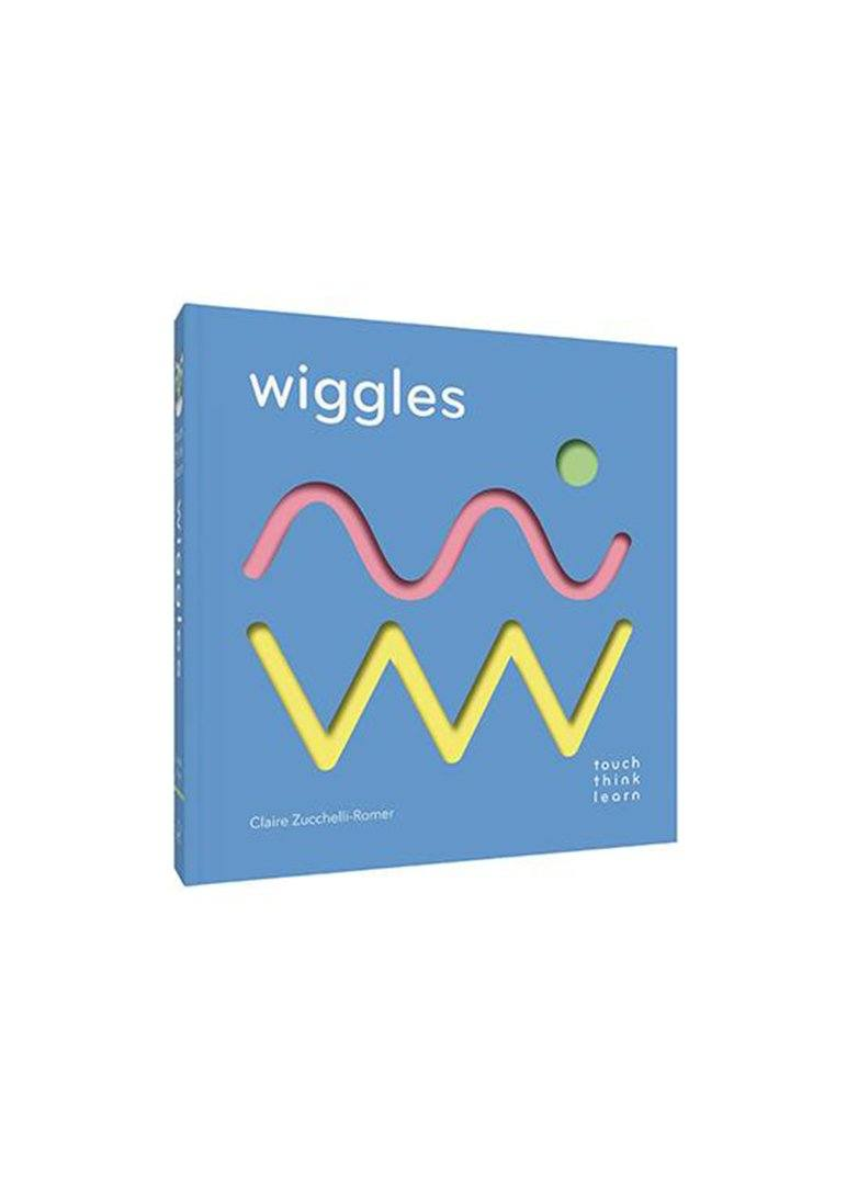 TouchThinkLearn: Wiggles Book Chronicle Books