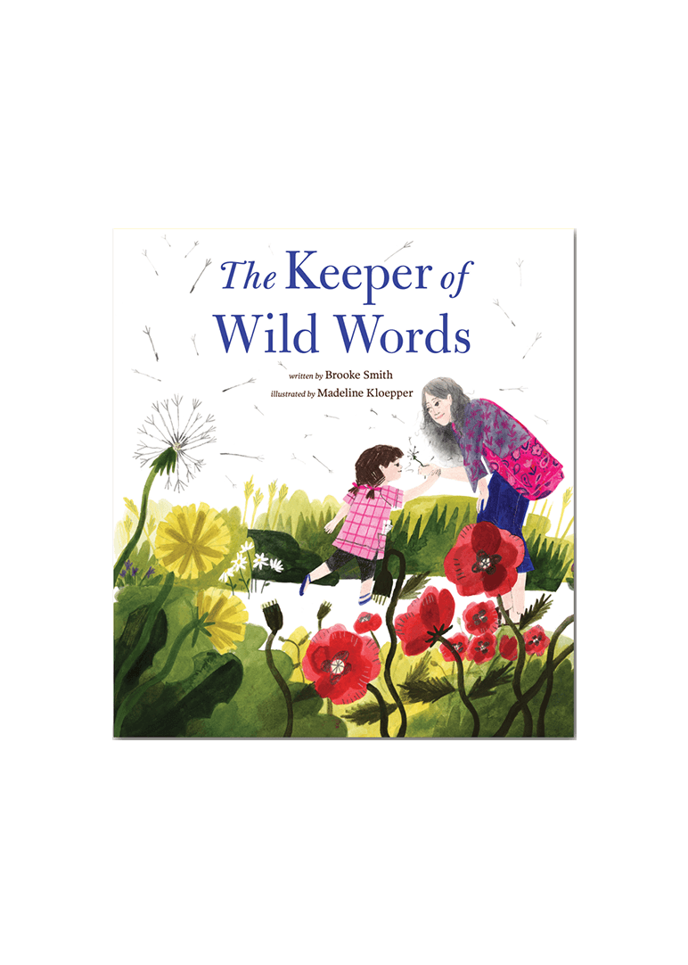 The Keeper of Wild Words Book Chronicle Books