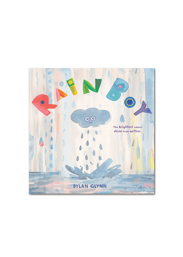 Rain Boy Book Chronicle Books