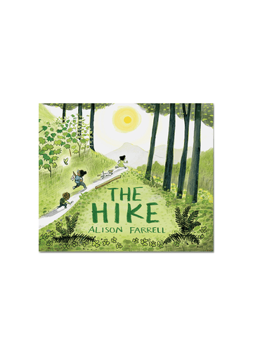The Hike Book Chronicle Books