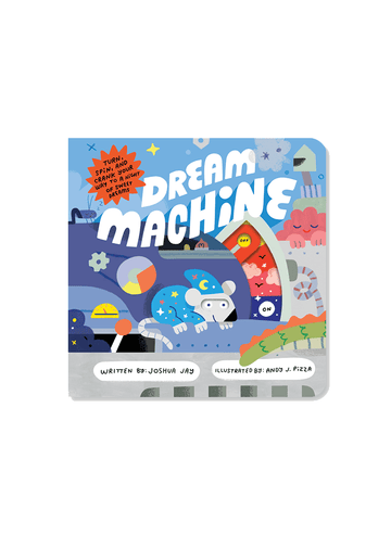 Dream Machine Book Chronicle Books