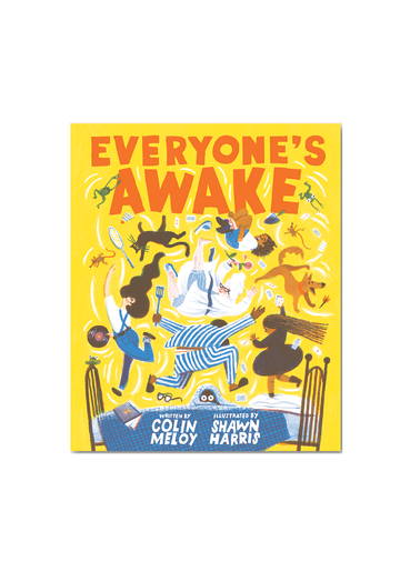 Everyone's Awake Book Chronicle Books