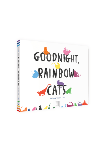 Goodnight, Rainbow Cats Books Chronicle Books