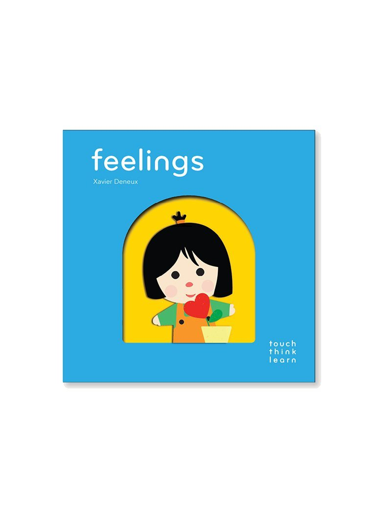 TouchThinkGrow: Feelings Books Chronicle Books