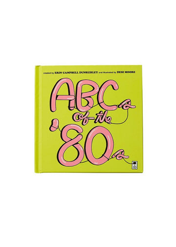 ABCs of the '80s Book ABCs of the '80s