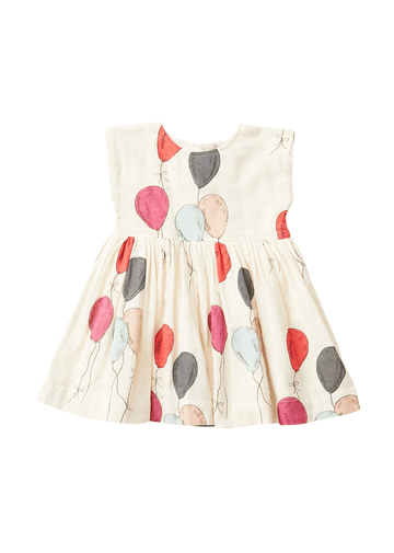Adaline Dress Dress PINK CHICKEN