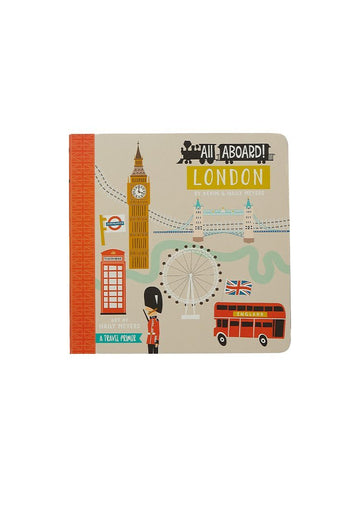 All Aboard London Book Lucy Darling
