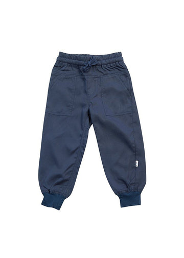 Asher Jogger Pant- Navy Bottom Giggle