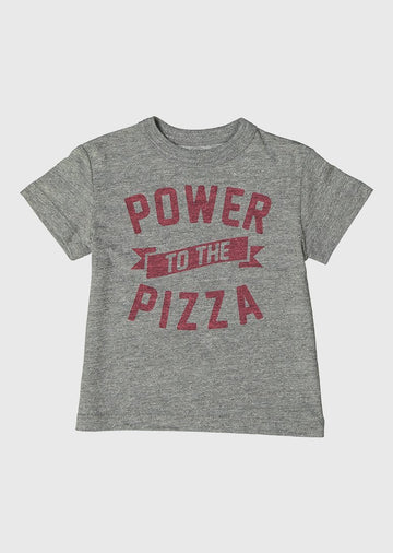 pizza power tee Tee Chaser
